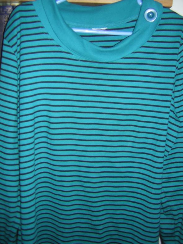Bawełniana bluzka w paseczki