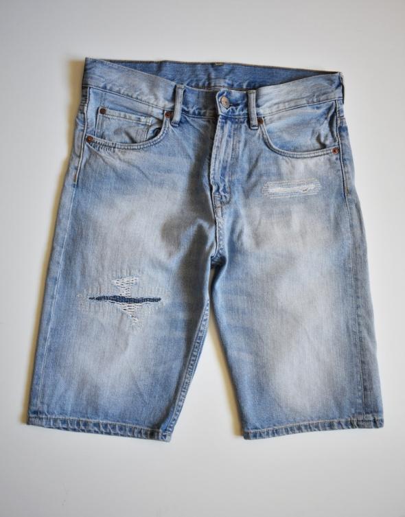 H&M Spodnie jeansy dziecięce R 158 12 13 lat...