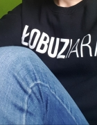 Bluza czarna Mosquito Łobuziara S M