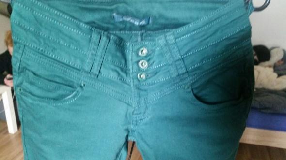 spodnie rurki nowe s 36
