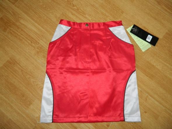 Top Secret spódnica czerwień roz 152