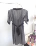 sukienka kimono echo 38 atłasowa...