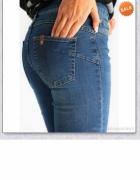 Spodnie jeans miss bon bon...