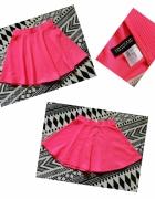 Neonowa spódniczka H&M...