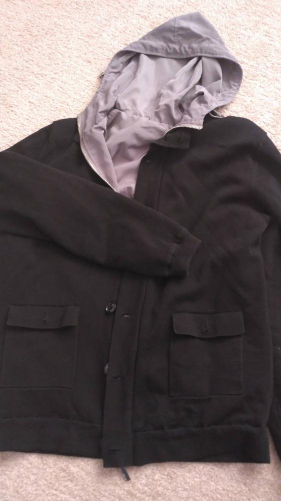 dwustronna bluza ZARA MAN rozmiar M