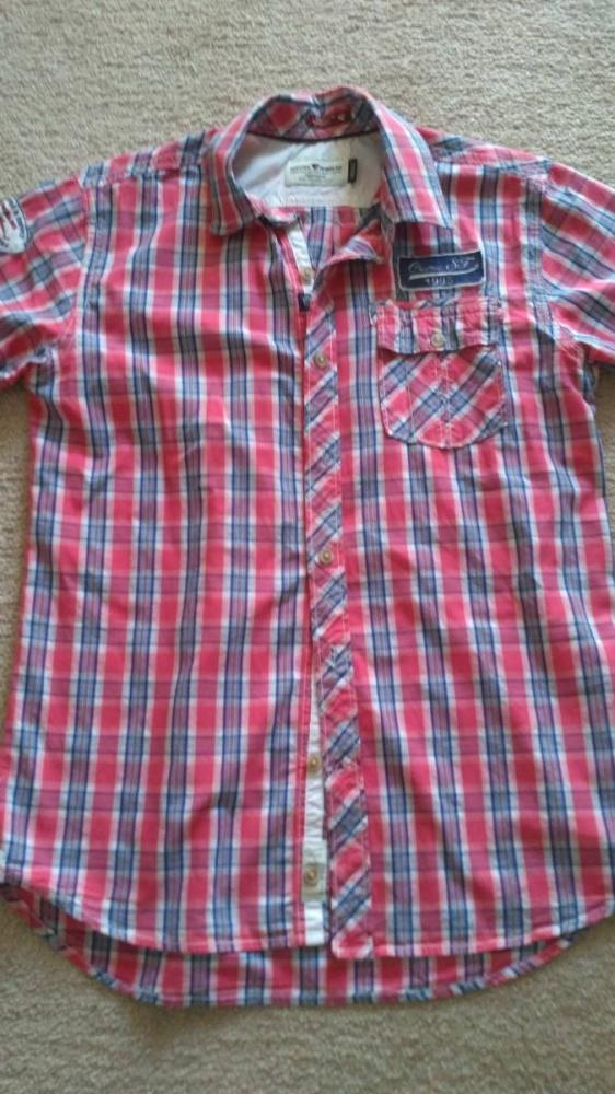SCOTFREE koszula krata rozmiar M
