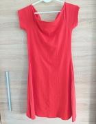 Czerwona sukienka Sinsay rozm 38...
