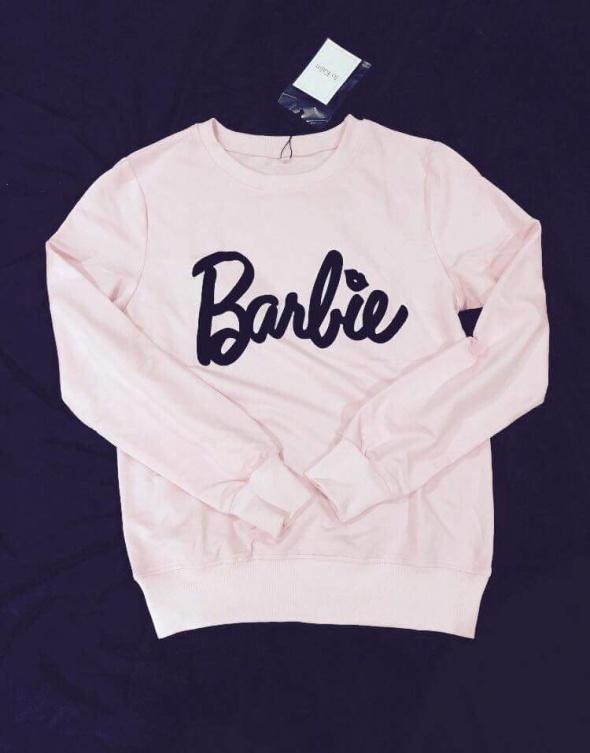bluza różowa barbie 36 s