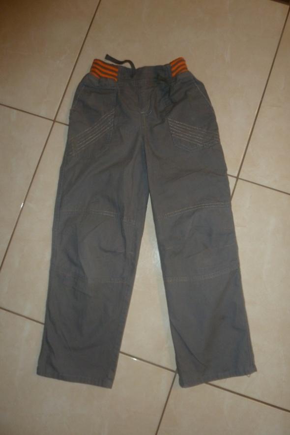 spodnie szare 116