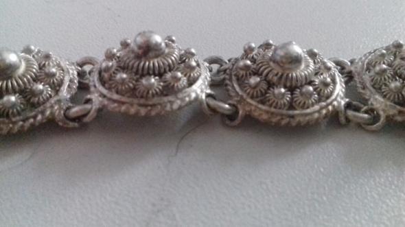 Stare srebro bransoleta