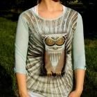 Sowa sliczna bluzeczka w idealnym stanie modna