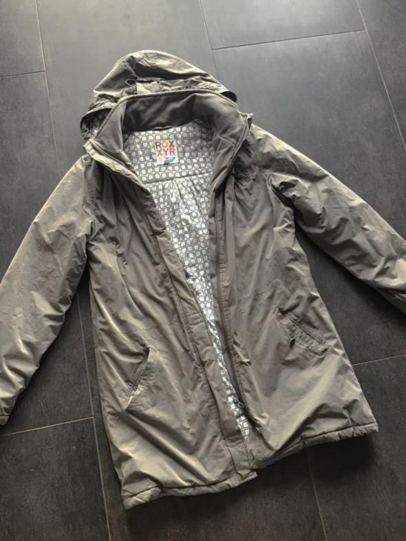 ROXY kurtka parka L 40 płaszczyk płaszcz