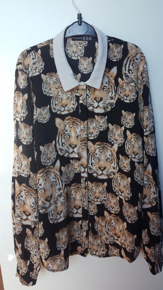 Koszula z tygrysem...