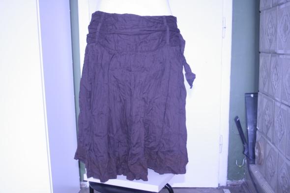 Brązowa spódnica Orsay...