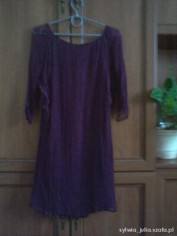 Sukienka mgiełka TOPSHOP
