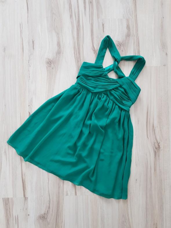 Zielona sukienka Lipsy 36...