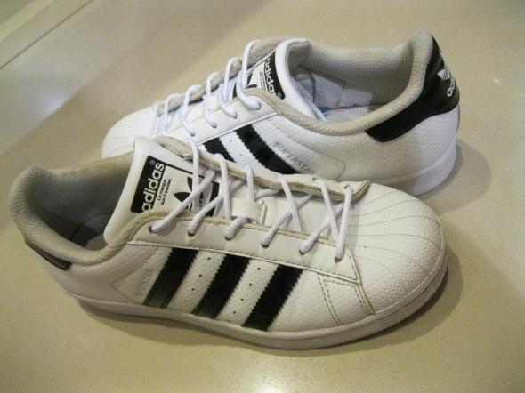 buty damskie adidas superstar 35 i pół 22cm białe
