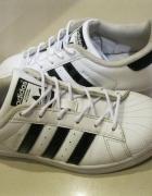 buty damskie adidas superstar 35 i pół 22cm białe...