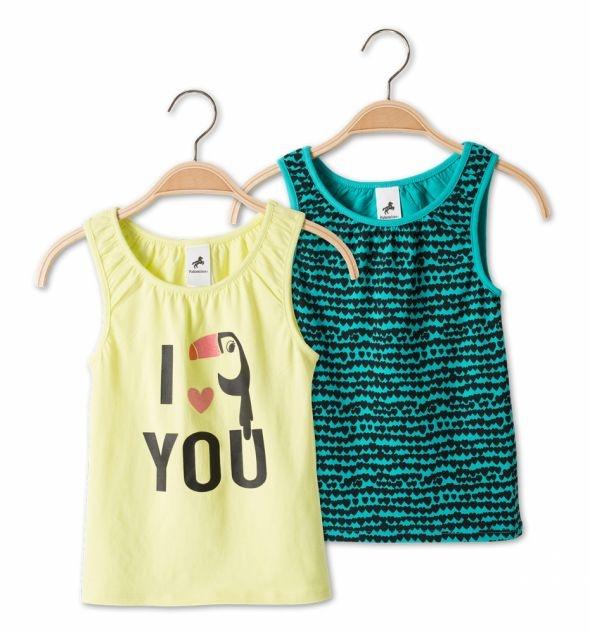 Bluzki 2 Nowe bluzeczki r 128