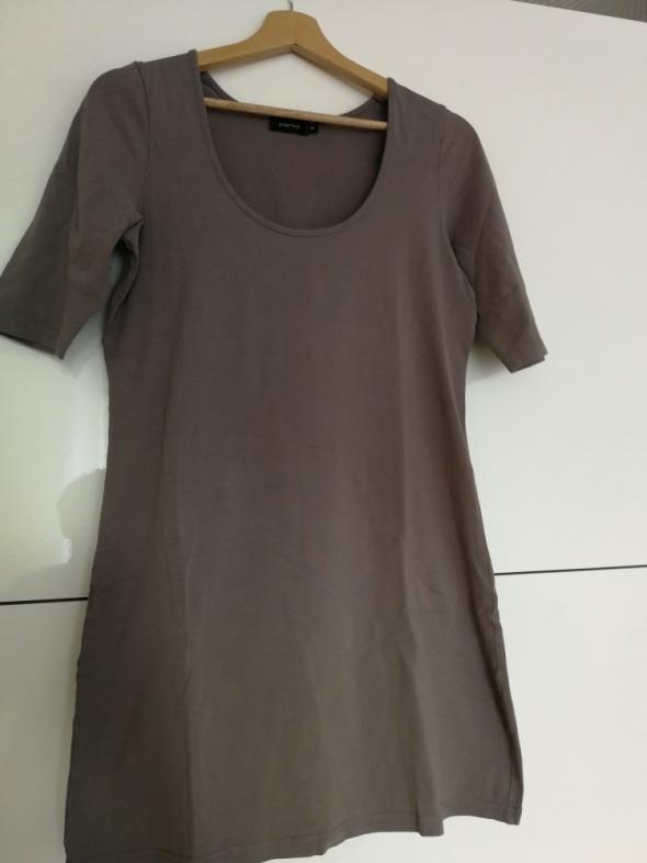 Suknie i sukienki Sukienka beżowa Paprika rozm M