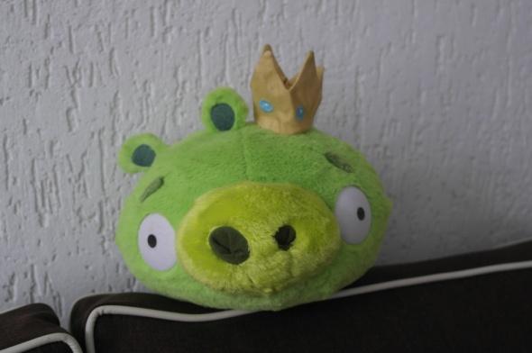 Zabawki Angry Birds Star Wars Pluszaki