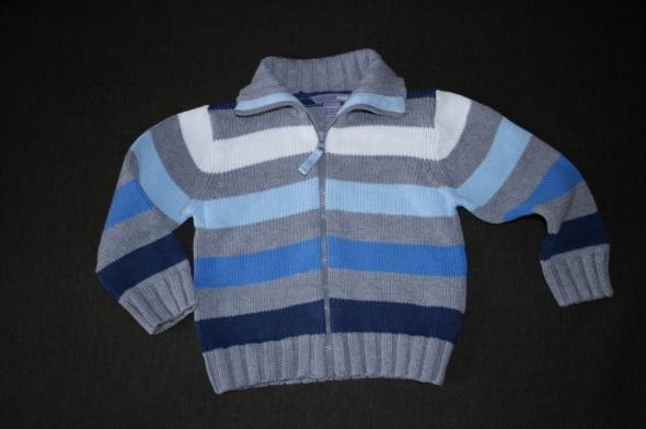 Pozostałe Sweterek ładny ciepły H&M 86 92