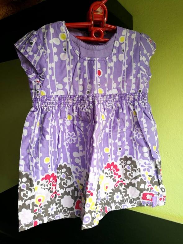 Bawełniana Sukienka Oliver 104 110...