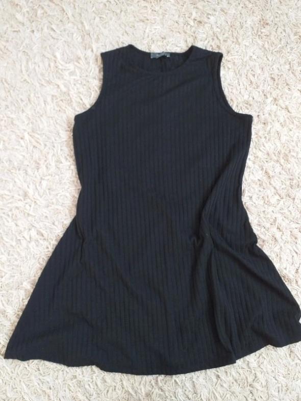 czarna sukienka 44...