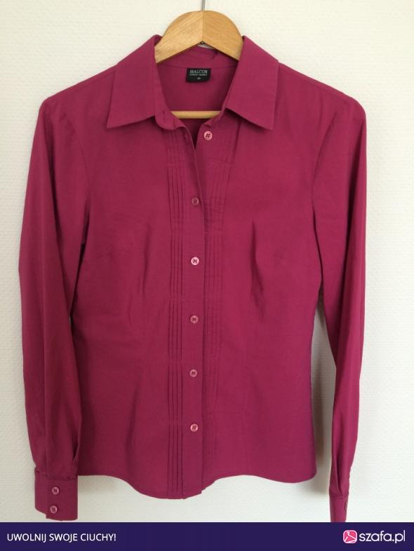 Bialcon koszula w kolorze fuksji 36 w Koszule Szafa.pl  NZoOt