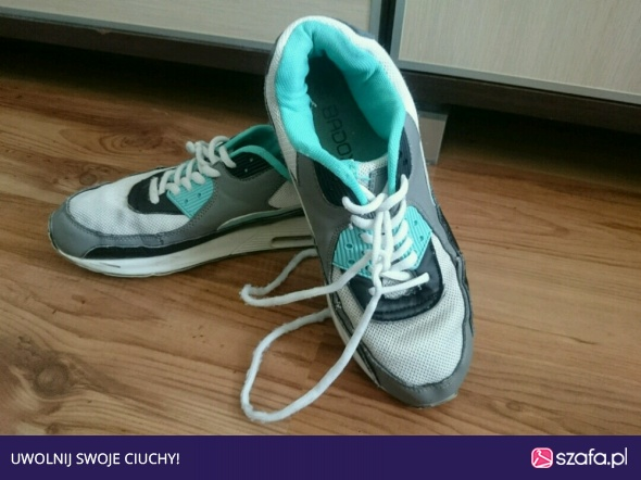 Nike airmaxy air max miętowe 37 w Sportowe Szafa.pl