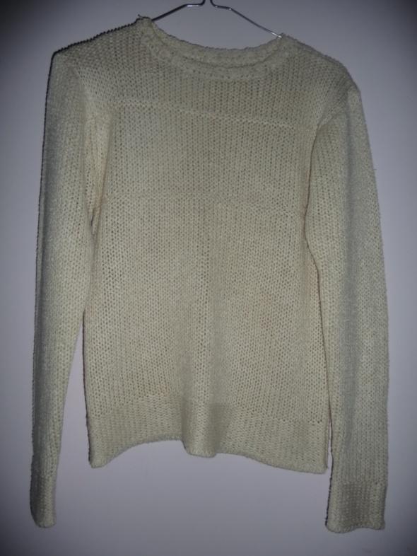 Sweter z dzianiny S