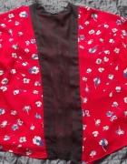 Narzutka kimono kwiaty rozm 42...