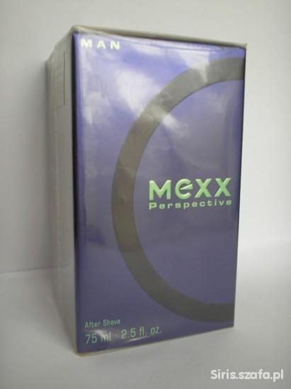 Męski płyn po goleniu Mexx Perspective