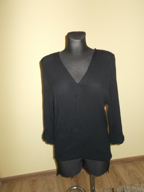Asymetryczna kopertowa koszula EDC S...