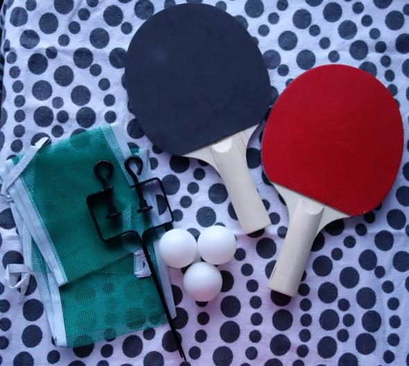 Zestaw do tenisa stołowego...