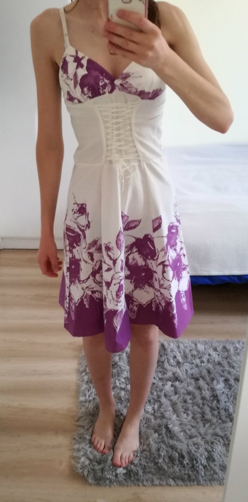 Sukienka S M
