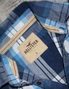 Koszula Hollister niebieska w kratkę OKAZJA...