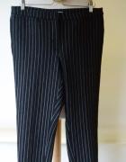 Spodnie 44 XXL Paski Paseczki Wizytowe Lindex Pracy...