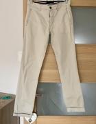 chłopięce spodnie zara 36 s...