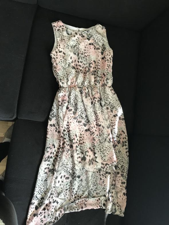 sukienki dziewczynka 7 8 lat