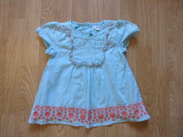 Bluzka tunika dla dziewczynki 2 do 3 lat