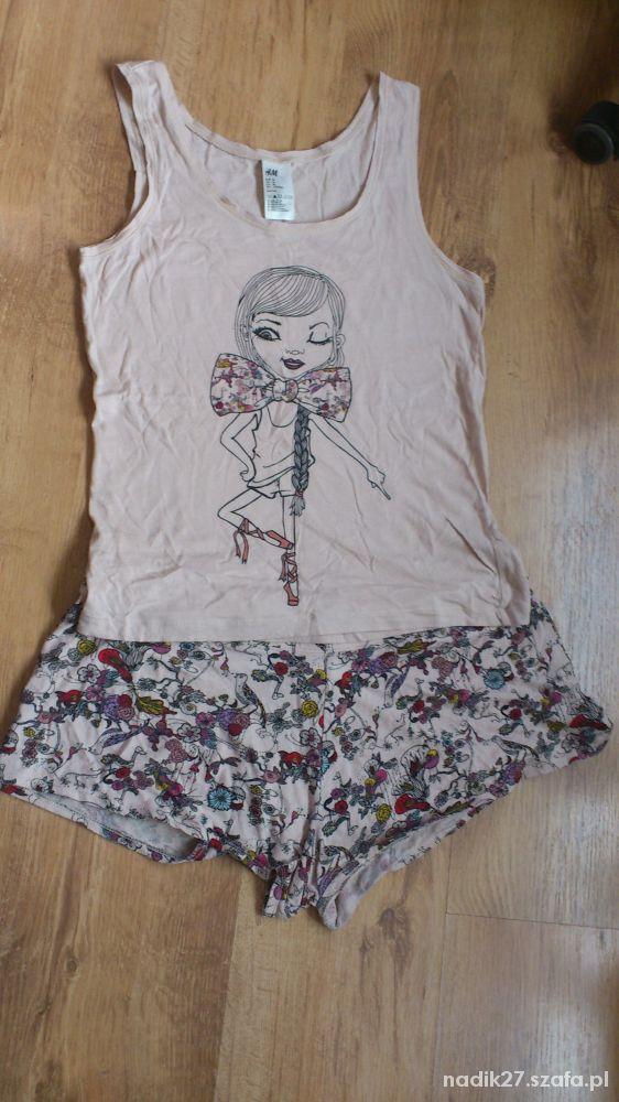Super fajna piżama H&M roz M