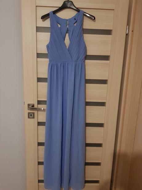 Sukienka plisowana...