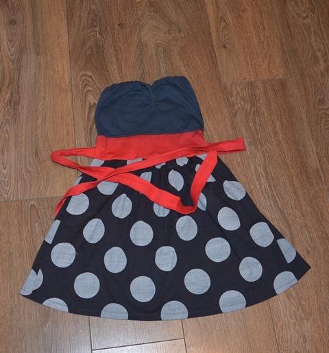Sukienka letnia mini XS