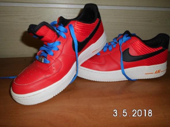 Sportowe oryginalne Nike skórzane