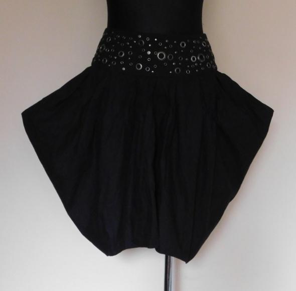 Spódnice Dorothy Perkins czarna spódnica midi 38