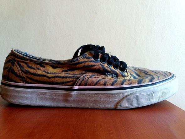 Vans Authentic Tiger
