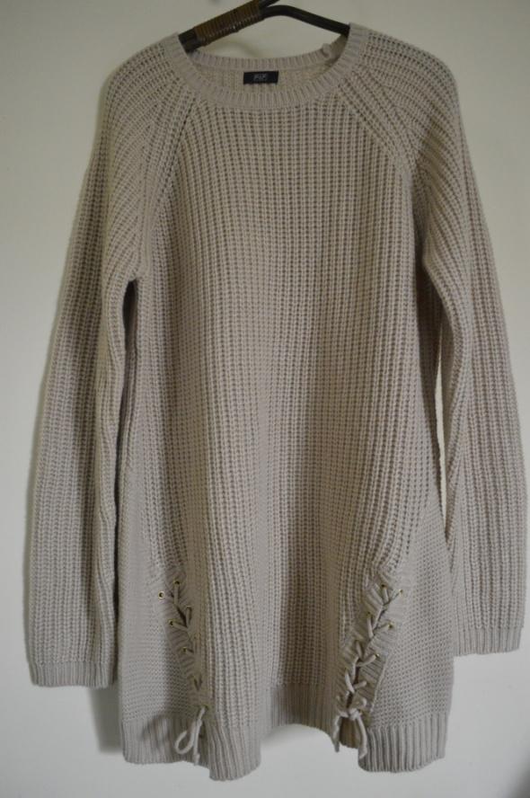 Swetry sweterek dlugi F&F