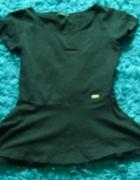 Bluzeczka z baskinką Mohito XS...
