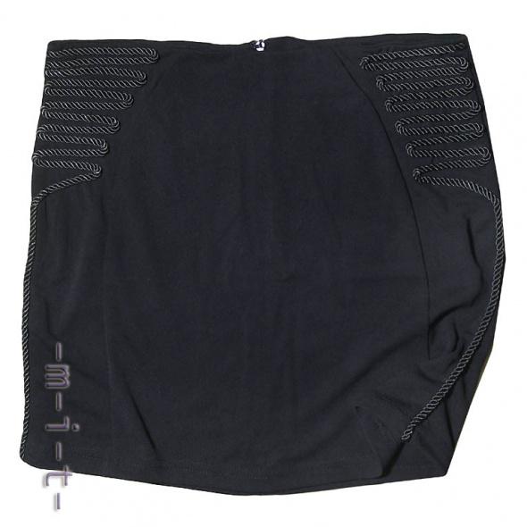 Nowa z metkami czarna spódniczka mini Vila rozm 38...